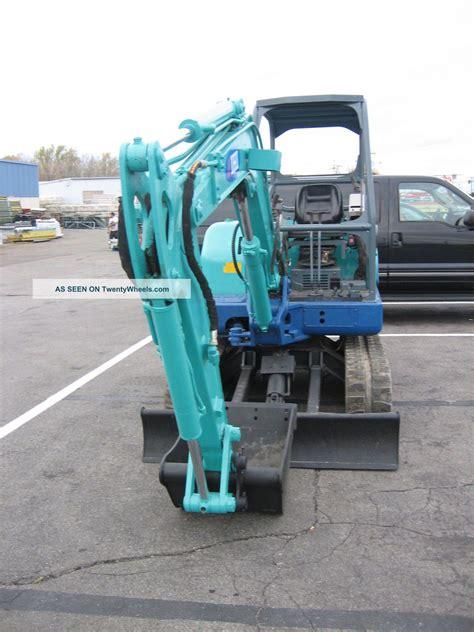 ihi  rubber track mini excavator diesel  valve tracks  hd unit