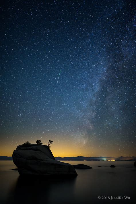 Canon Inc Photographing Meteor Showers