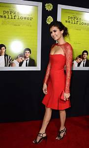 NINA DOBREV at The Perks Of Being A Wallflower Premiere in ...