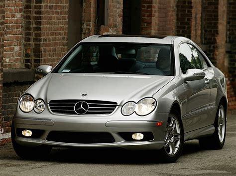 Mercedes Benz Clk 55 Amg (c209) Specs & Photos