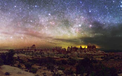 canyonlands national park named international dark sky