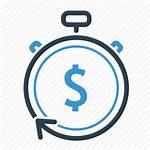 Icon Efficiency Icons Management Money Productivity Productive