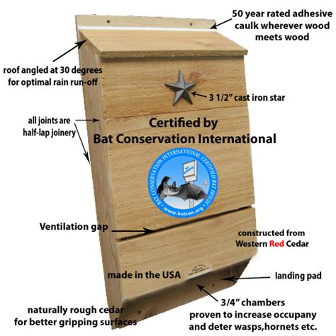 about our bat houses