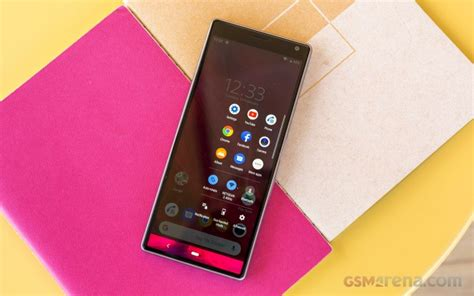 sony xperia 10 and xperia 10 plus in for review gsmarena news