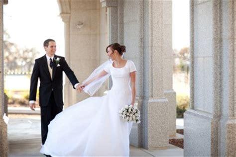 lds standards  modest wedding dresses lds wedding planner