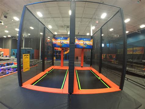 bloomington trampoline park urban air indoor trampoline