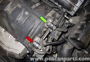 Mini Cooper R56 Camshaft Position Sensor Replacement  2007