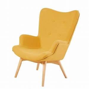 Fauteuil Scandinave Jaune : meuble scandinave achat vente de meuble pas cher ~ Melissatoandfro.com Idées de Décoration