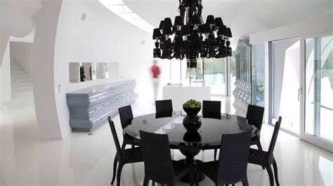 Black And White Chandelier Bedding by 10 Black Chandelier Decor Ideas Custom Home Design