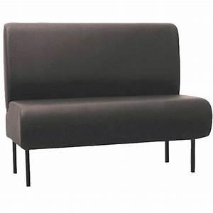 Banquette 120 Cm : banquette simple longueur 120 cm banq 07 120 one mobilier ~ Melissatoandfro.com Idées de Décoration