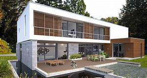 evoDOMUS ultra modern prefabricated homes Custom designed ...