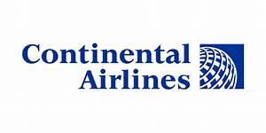 Continental_Airlines_Logo - Logok