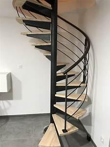 Escalier En Colimaçon : escalier colima on dans l h rault ~ Mglfilm.com Idées de Décoration