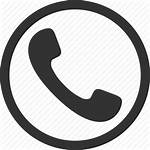 Icon Phone Transparent Clipart Call Background Ring