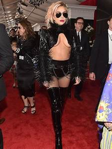 Lady Gaga - 17 Of The Most Memorable Red Carpet Looks From ...