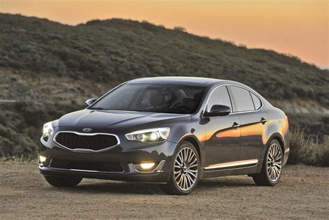 2018 Kia Cadenza Review Ratings Specs Prices And
