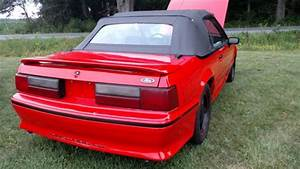 1990 Mustang 5.0 Convertible Cobra add ons - Classic Ford Mustang 1990 for sale