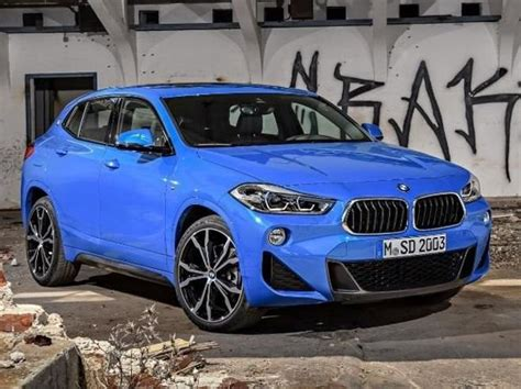 Bmw X2 20 16v Turbo Gasolina Sdrive20i Gp Steptronic