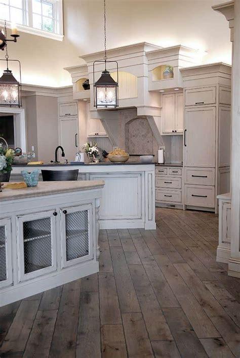 rustic kitchens  draw inspiration cowgirl magazine