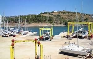 Evros Leros Marina A Cruising Guide On The World