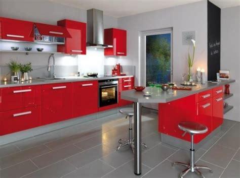 forum cuisine hygena mobila de bucatarie rosu carmin si blat de lucru gri
