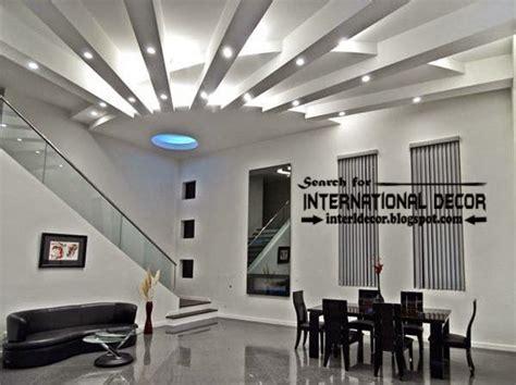 the best catalogs of pop false ceiling designs suspended