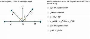 Which Statements About The Diagram Are True Check All That