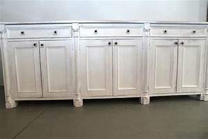 Made Com Sideboard : white sideboard made from reclaimed wood ecustomfinishes ~ Michelbontemps.com Haus und Dekorationen
