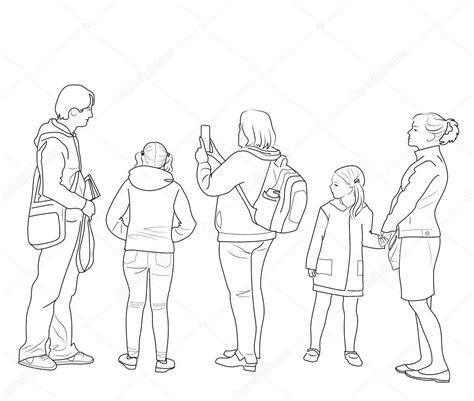 personne assise de dos desenho de pessoas em p 233 vetor de stock 169 tatiana54 93111392