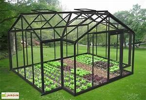 Serre De Jardin. serre de jardin en verre horticole diana 8300 m ...