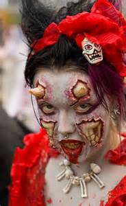 Devil Makeup Halloween Costumes for Women