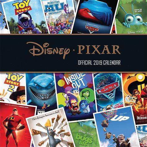 disney pixar calendars   ukpostersukposters
