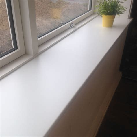 Window Sill Images by White Laminate Window Sills Cut To Your Required Measurements
