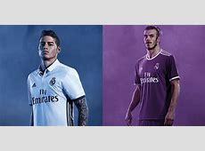 Real Madrid uitshirt 20162017 Voetbalshirtscom