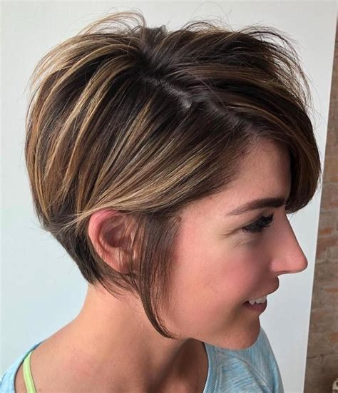 There comes a time when a trim no longer cuts it (pardon the pun). 100 Mind-Blowing Short Hairstyles for Fine Hair | Fine ...