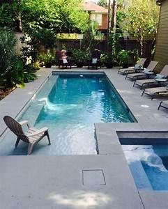Small, Backyard, Inground, Pool, Design, 2021