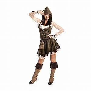 Robin Hood Kostüm Selber Machen : damen robin hood kost m ca 32 kost m idee zu karneval halloween fasching schminken ~ Frokenaadalensverden.com Haus und Dekorationen