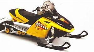 2006 Ski Doo Service Repair Manual Mxz 500 600 800 Ho