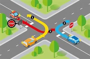Ceder Une Voiture : cas pratiques code de la route 1 la circulation routi re l openclassrooms ~ Gottalentnigeria.com Avis de Voitures