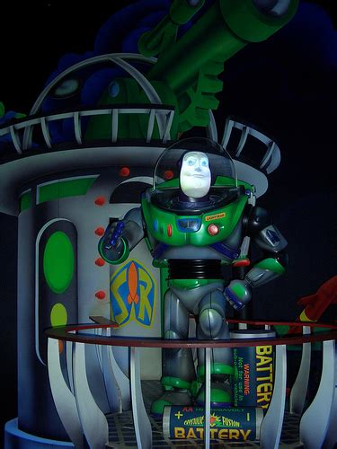 buzz lightyear s space ranger spin attraction flickr photo