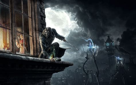 Digital Wallpaper For Mobile by Dishonored Digital Wallpapers Hd Desktop And Mobile