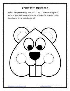 groundhog day crafts print your groundhog template at 720 | 094180736d40a7d98ec07fb9f516e0d9 preschool groundhog groundhog day