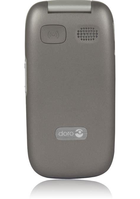 telephone portable avec le torche doro phoneeasy 632s chagne avis prix avec forfait fiche technique