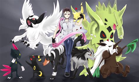 Pokemon Dark Type By Tiny-may On Deviantart