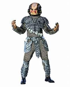 Warmes Halloween Kostüm : predator deluxe kost m predator anzug mit r stung ~ Lizthompson.info Haus und Dekorationen