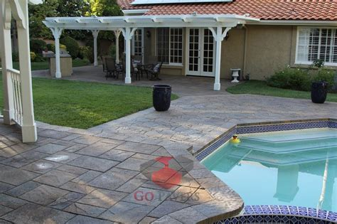 pin by go pavers on pool projects go pavers