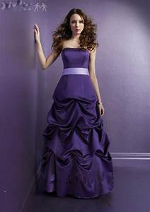 beautiful photos of dark purple wedding dresses cherry marry With purple dress for wedding bridesmaid