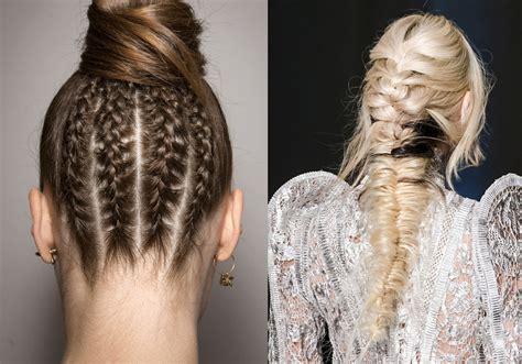 fryzury na wesele  warkoczem elle wedding trendy jesien zima   moda modne fryzury