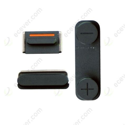 iphone mute button iphone 5 power volume mute button black