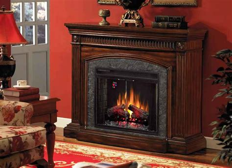 Amish Electric Fireplace Heaters